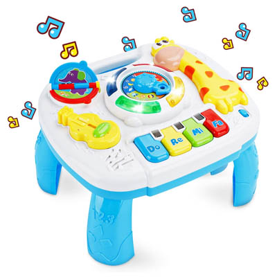 Baccow Baby Toys Activity Center