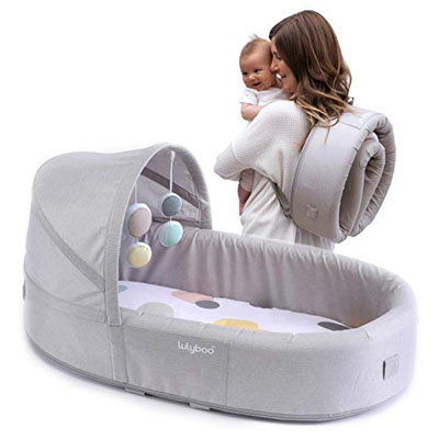 Lulyboo Travel Infant Bed