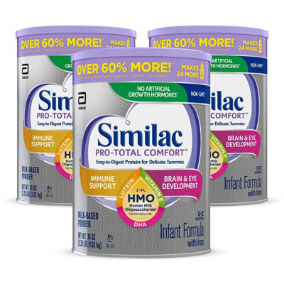 Similac Pro Total Comfort Easy