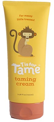 T is for Tame - Hair Taming Matte Cream